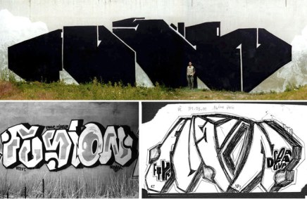 Philippe Baudelocque – Part 2/4 – The GraffitiPeriod