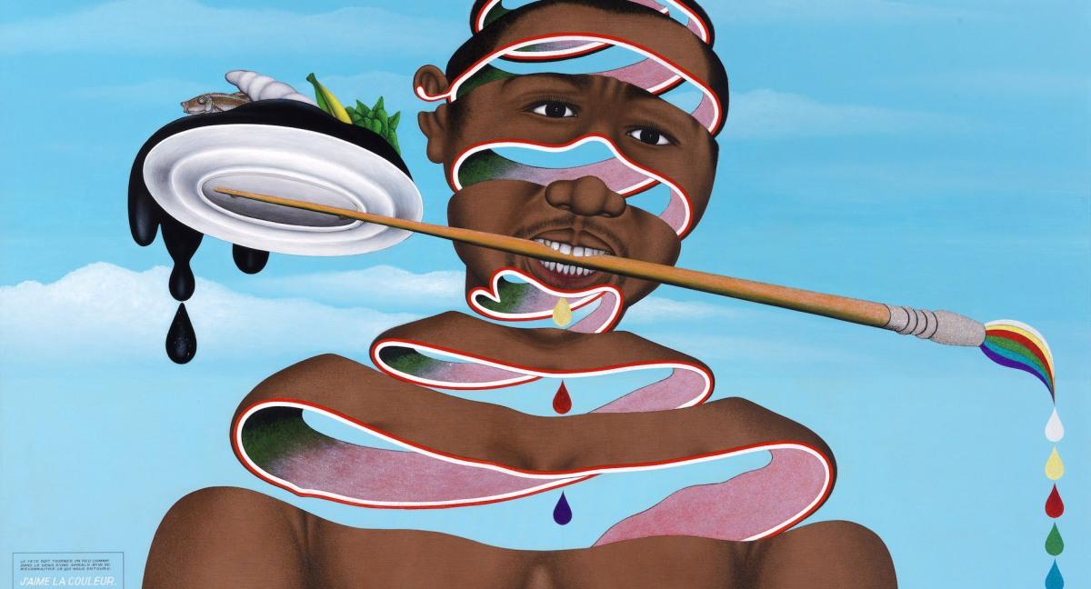 CHÉRI SAMBA 1/3 - Congo Imagination