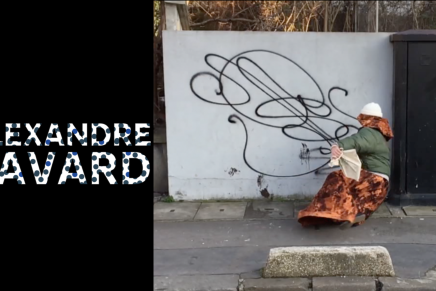 Alexandre Bavard 2/3 – The Graffiti Spirit