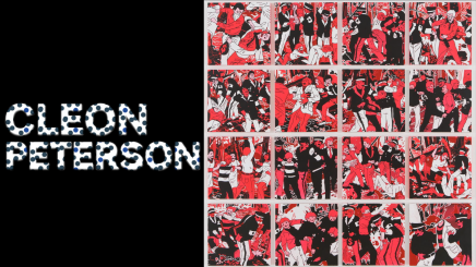 Cleon Peterson 2/4 – Fall and Rise