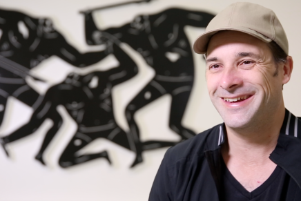 Cleon Peterson 1/4 – Coming Out of Breath