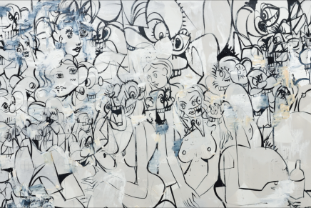 George Condo – Life is Worth Living