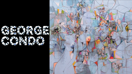 George Condo 3/3 – Breaking Free from the Tradition
