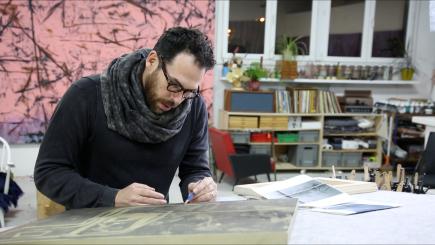 Raúl Illarramendi 1/3 – Artist inStudio