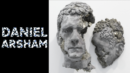Daniel Arsham 2/3 – The Future is Now